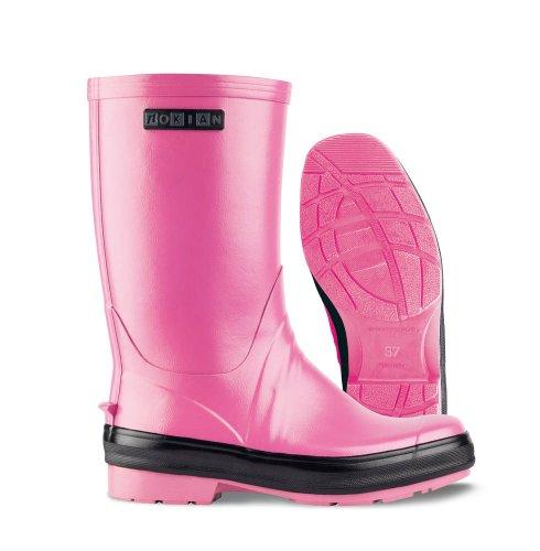 Nokian Footwear - Gummistiefel -Reef- (Everyday) Rosa/Schwarz, Größe 36 [418-118-36]
