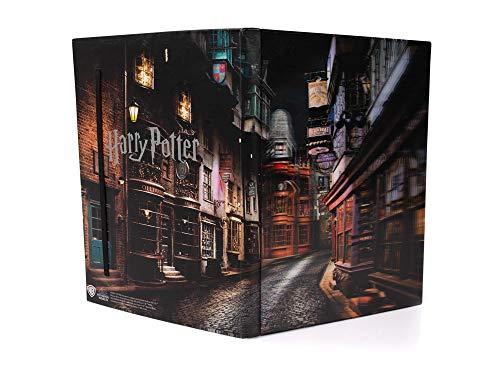 Wizarding World Diagon Alley - Cuaderno, diseño de callejón , color/modelo surtido