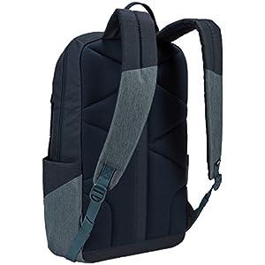 Thule Backpack 15,6 Inch Lithos Poliéster Medium 20 Litro 44 x 28 x 23 cm (H/B/T) Unisex Mochilas (TLBP-116)