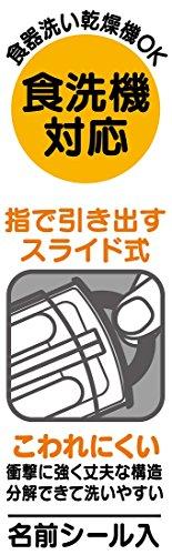 『スケーター 子供用 トリオセット 箸 スプーン フォーク ハローキティギンガムチェック サンリオ 日本製 TCS1AM』の4枚目の画像