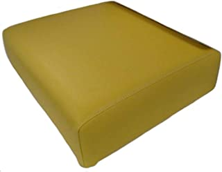 New Aftermarket Yellow Bottom Seat Cushion Made for John Deere Tractor 40 320 330 420 430 M MD +