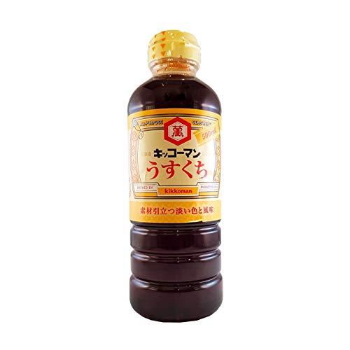 Salsa di soia usukuchi - 500 ml