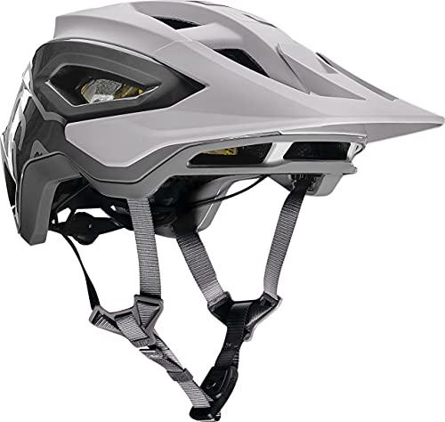Fox Racing Speedframe Pro Helmet Pewter, M