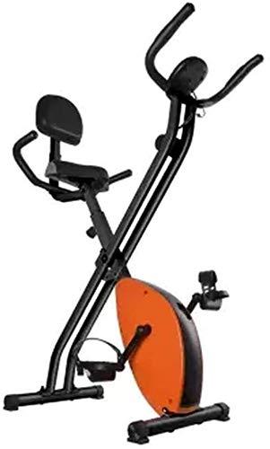 JSBVM Magnético Bicicleta Vertical con Odo, Velocidad, Dist