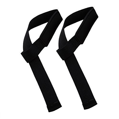 Dioche Gewichtheffen armbanden, duurzaam gewicht Heriem Fitness Pols steunhandschoenen wikkelen handbar beugel voor bodybuilding training