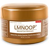 LMNOOP® Wound Care - Bed Sore Cream, Medical Grade Skin Repair Healing Treatment Products, Infection Protection First Aid Ointment for Bed & Pressure Sores Diabetic Venous Foot & Leg Ulcer Burns Cuts