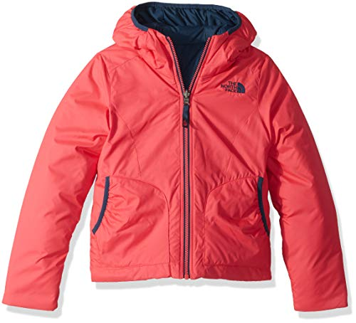 THE NORTH FACE Mädchen Perrito Wendejacke, Atomic Pink, XL