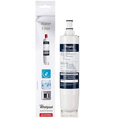 Whirlpool Double Fridge/Freezer Water Filter Cartridge