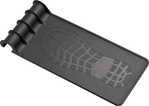 Brennenstuhl Trommeltritt (ideale Fixierhilfe für Kabeltrommel beim Aufrollen, geeignet für einen Trommel-Ø von 240/290) schwarz