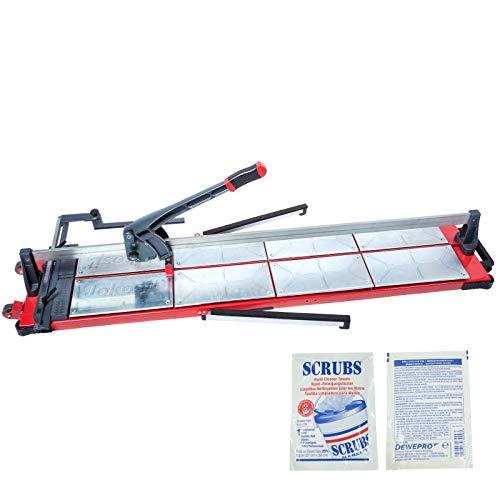 JOKOSIT® Fliesenschneider PROFI-CUT Max 1200mm inkl. 2 St. DEWEPRO SingleScrubs