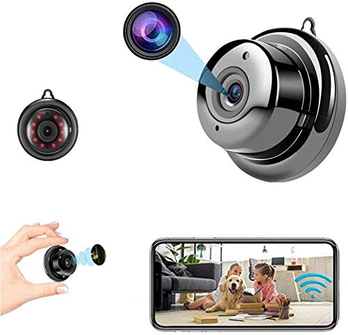 Indoor/Outdoor Video Camera for Security, Pets, Baby Monitor