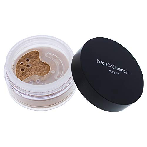 bareMinerals Matte SPF15 Foundation 02 - Fair Ivory, 0.21 Ounce