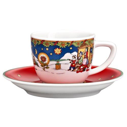 Hutschenreuther 02425-723708-14715 Espressotasse 2-teilig In den Bergen