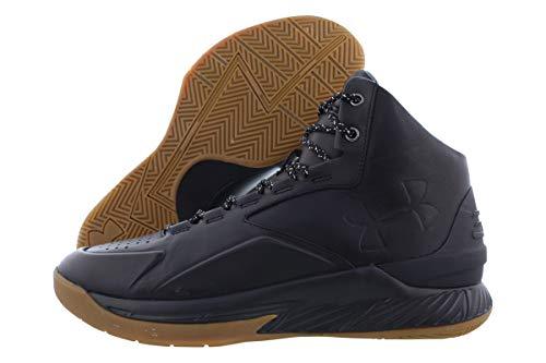 Under Armour Curry 1 Lux Mid Herren US 10 Schwarz BasketballSchuh