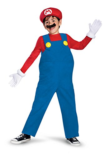 Top mario costume 4t for 2020