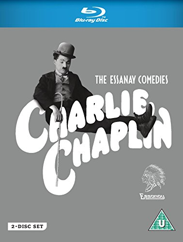 Charlie Chaplin: The Essanay Comedies [Blu-ray] [UK Import]