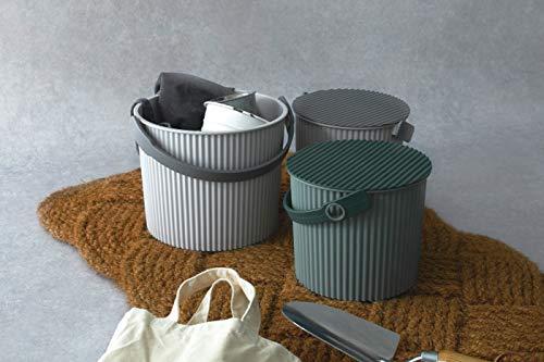 収納やゴミ箱に。おしゃれなバケツ「オムニウッティ」のある暮らし