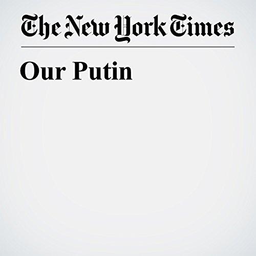 Our Putin copertina