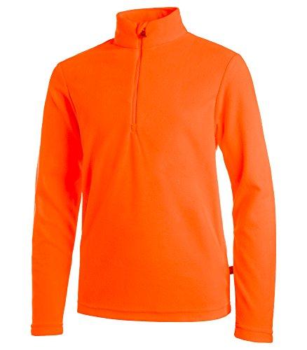 Medico Kinder Ski Fleece Shirt - Orange - Größe 140