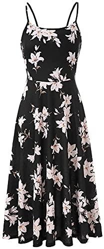 joyvio Damen Kleider Sommer Casual...