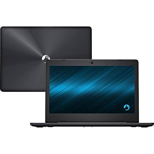 Notebook Positivo Stilo XCi7660 Intel Core i3-6006U, 4GB RAM, 1TB, Tela de 14' , Linux - Cinza Escuro