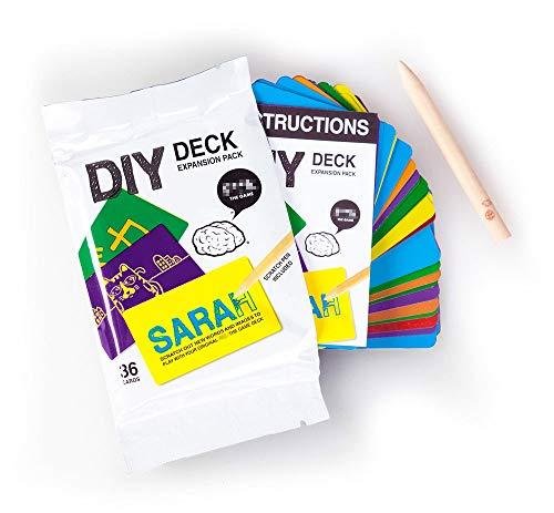 Fk. The Game DIY Deck Expansion Pack