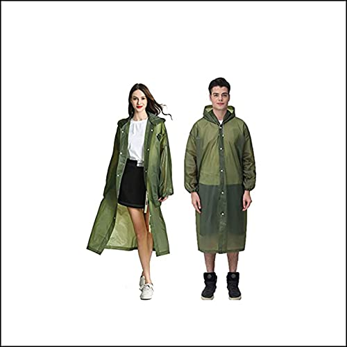 Impermeable Tipo Poncho marca LUWEI