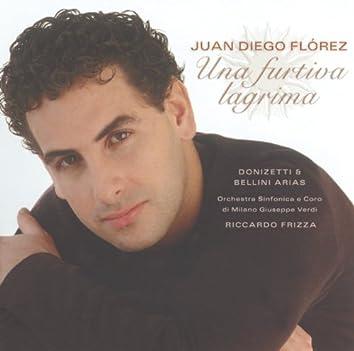 Juan Diego Flórez - Una Furtiva Lagrima: Donizetti & Bellini Arias