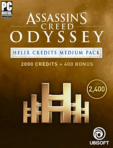 Assassin's Creed® Odyssey HELIX CREDITS MEDIUM PACK 2400