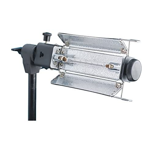 SONIA PLS Porta Light with 1000 Watt Halogen Tube (Silver)