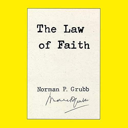 The Law of Faith cover art