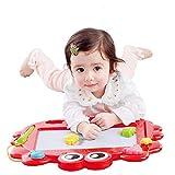 Tavolo da disegno per bambini Tavoli da disegno magnetici Scrittoio multi-graffiti Incisio...
