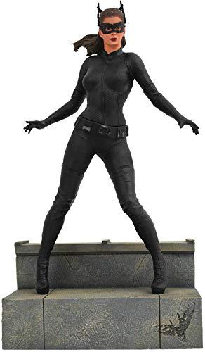 DIAMOND SELECT TOYS DC Gallery Dark Knight Rises Movie Catwoman DLX PVC Figure, verschieden, einheitsgröße, 40559