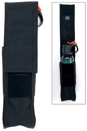 Personal Security Products BNH9 Nylon Holster S oz. 9 Pepper for NEW before Cash special price selling ☆