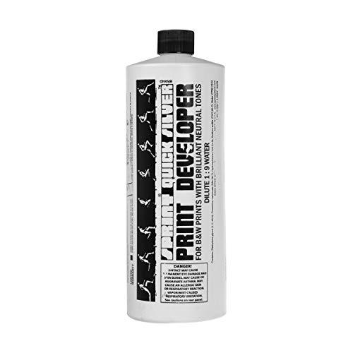 Sprint Quicksilver Black & White Print Paper Developer, 1 Liter