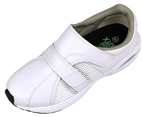 DDTX Pflegeschuhe Krankenschwester-Schuhe Damen Unisex Leicht Atmungsaktiv stoßdämpfend Weiß Sommer Gr.34