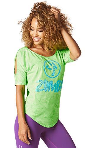 Zumba Fitness Damen Shirt