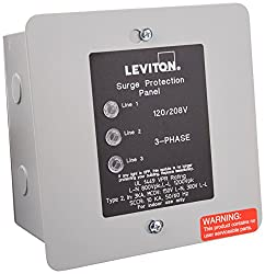 Best Surge Protector For Electric Panel - Leviton 51120