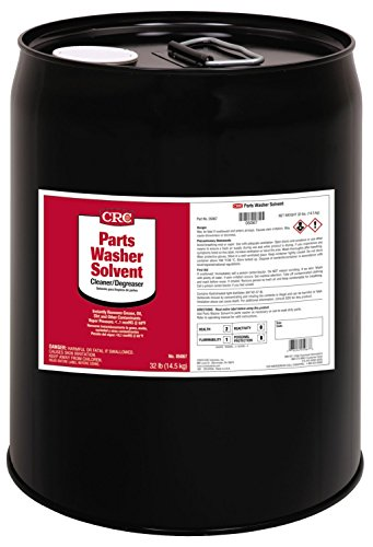 CRC Parts Washer Solvent, 5 Gal, 05067
