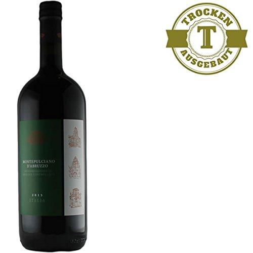 Rotwein Italien Montepulciano d´Abruzzo Magnumflaschen trocken (1x1,5L)