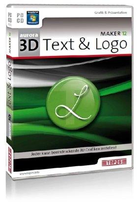 Aurora 3D Text & Logo Maker 12