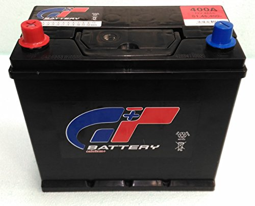 Batteria Auto 45 Ah Micra GT BATTERY sigillata (SMF