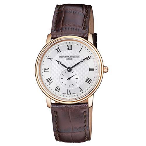 Frederique Constant Geneve Slimline Ladies and Gents Small Second FC-235M4S4 Reloj Unisex