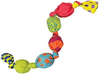 PetStages Mini Squeak Chain Dog Toy