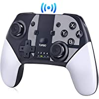 Ikever Switch Controller Gamepad Remote Joystick with Dual Vibration & Gyro Axis