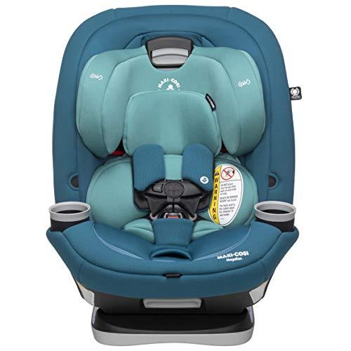 Maxi-Cosi Magellan Xp 5-in-1 Convertible Car Seat, Emerald Tide, One Size