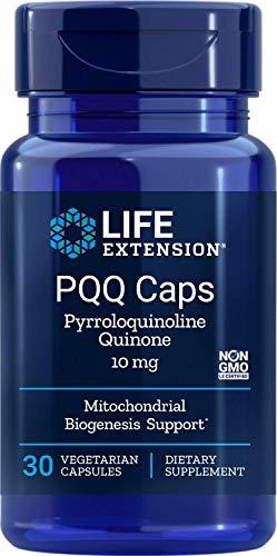 Life Extension, PQQ Caps with BioPQQ®, 10mg, 30 Veg. Kapseln