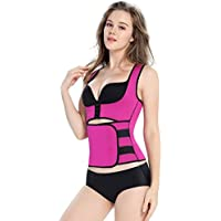 Fukjem Women's Casual Waist Body Shaper Corsets