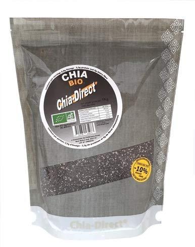 1kg semi di Chia BIO 100% liberi da pesticidi
