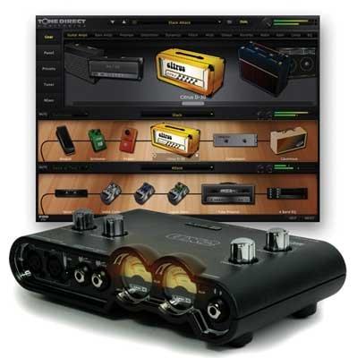 Line 6 POD Studio UX2 (Professionelle Gitarrenaufnahmen, unschlagbare POD-Sounds)